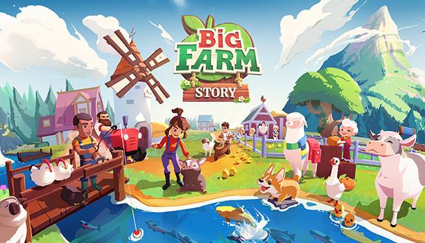 Big Farm : Story