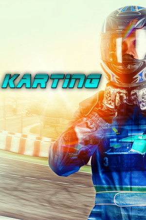 Karting poster image on Steam Backlog