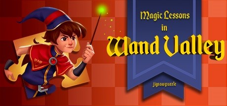 Magic Lessons in Wand Valley cover art