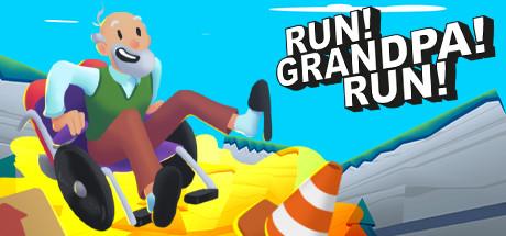 RUN! GRANDPA! RUN! cover art