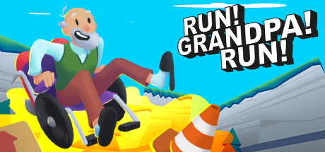Teaser for RUN! GRANDPA! RUN!