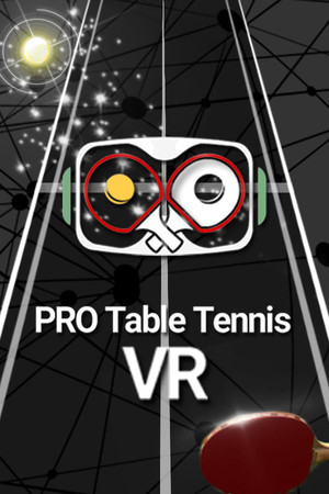 Pro Table Tennis VR poster image on Steam Backlog