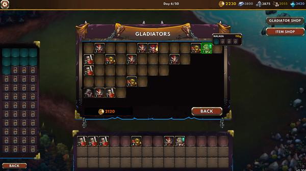 Скриншот из Gladiator Guild Manager: Prologue