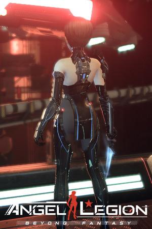 Angel Legion poster image on Steam Backlog