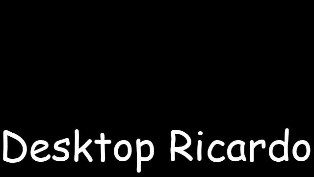 Desktop Ricardo logo
