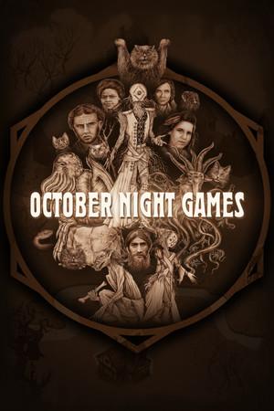 October Night Games poster image on Steam Backlog