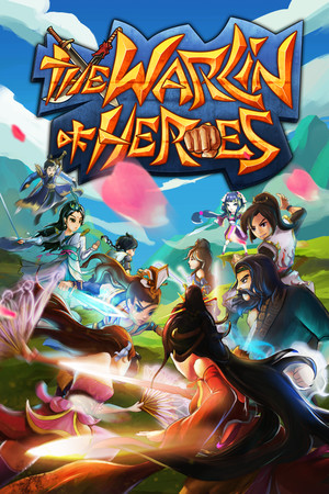 The Warlin of Heroes poster image on Steam Backlog