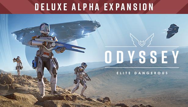 Elite Dangerous Odyssey llegaría en abril
