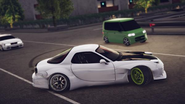 Hashiriya Drifter - Online Multiplayer Drift Game