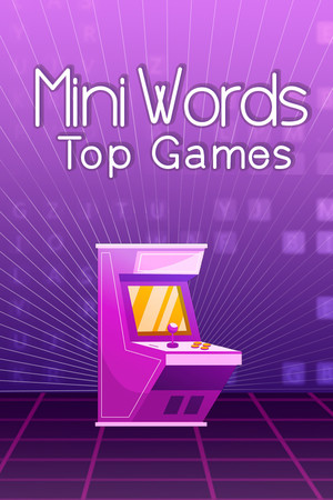 Mini Words: Top Games poster image on Steam Backlog