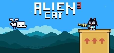 Alien Cat 3 cover art