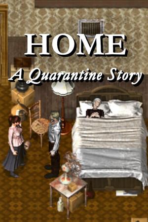 Home: A Quarantine Story poster image on Steam Backlog
