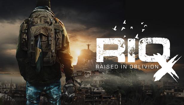 RIO - Raised In Oblivion no Steam