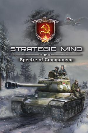 Strategic Mind: Spectre of Communism poster image on Steam Backlog