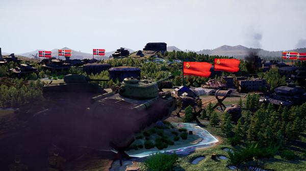 Capture d'écran n°5 du Jeu Strategic Mind: Spectre of Communism