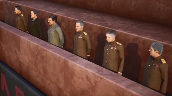 Capture d'écran n°2 du Jeu Strategic Mind: Spectre of Communism