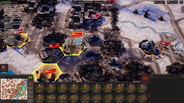 Capture d'écran n°1 du Jeu Strategic Mind: Spectre of Communism