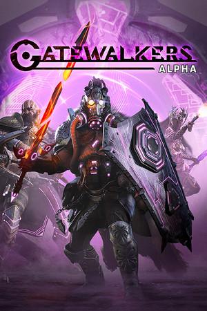 Gatewalkers (Alpha) poster image on Steam Backlog