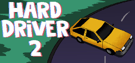 Hard Driver 2 cover art