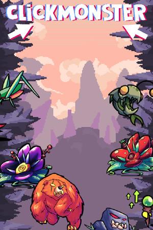 ClickMonster poster image on Steam Backlog