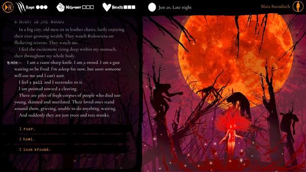 Capture d'écran n°5 du Jeu Werewolf: The Apocalypse — Heart of the Forest