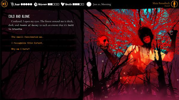 Capture d'écran n°1 du Jeu Werewolf: The Apocalypse — Heart of the Forest