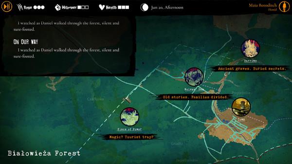 Capture d'écran n°4 du Jeu Werewolf: The Apocalypse — Heart of the Forest