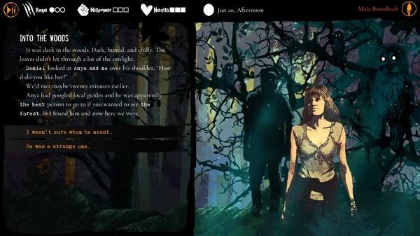 Capture d'écran n°6 du Jeu Werewolf: The Apocalypse — Heart of the Forest