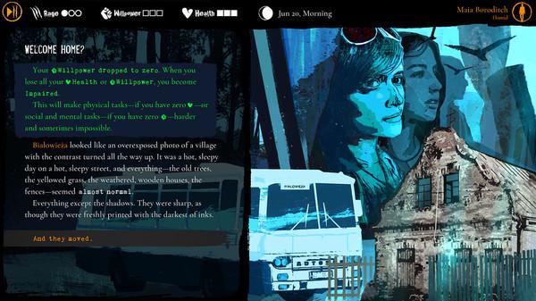 Capture d'écran n°2 du Jeu Werewolf: The Apocalypse — Heart of the Forest