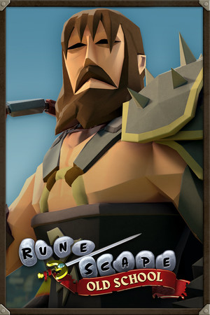 Old School RuneScape poster image on Steam Backlog