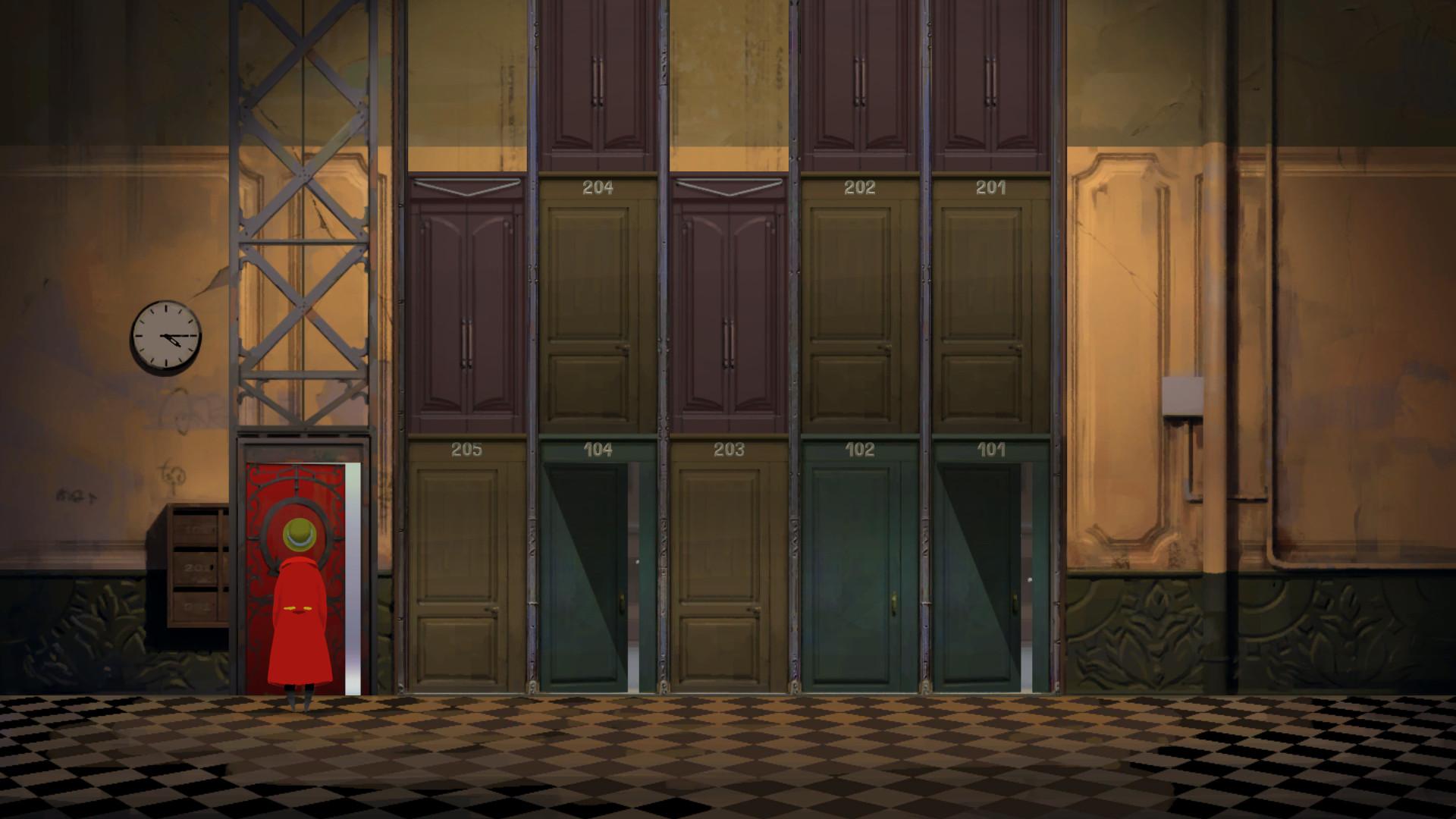 Обои Дверь, end. Разное foto 13