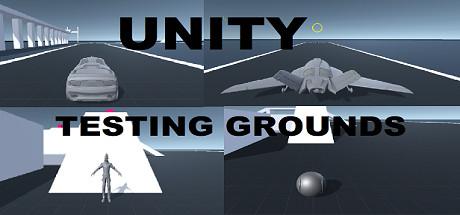 Unity Testing Grounds