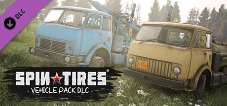 Spintires - Vehicle Pack 01