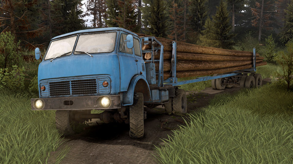 Скриншот №1 к Spintires® - Vehicle Pack 01 DLC