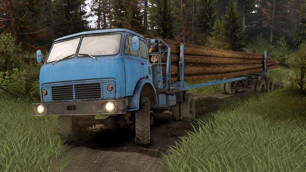 Скриншот №1 к Spintires® - Vehicle Pack 01 DLC