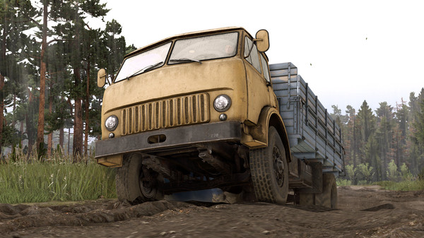 Скриншот №2 к Spintires® - Vehicle Pack 01 DLC