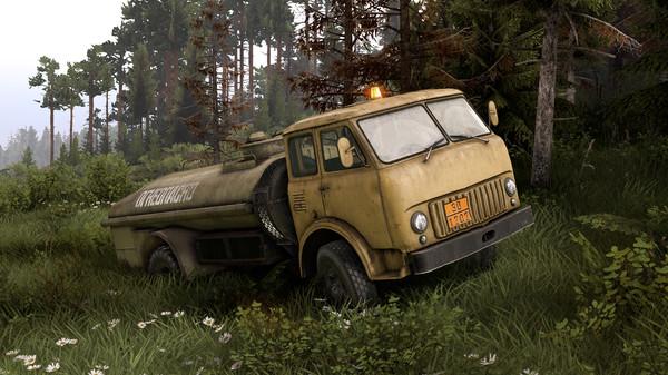 Скриншот №9 к Spintires® - Vehicle Pack 01 DLC