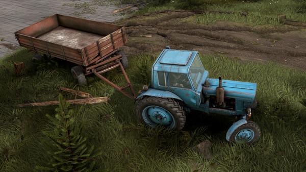 Скриншот №12 к Spintires® - Vehicle Pack 01 DLC