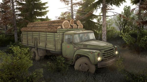 Скриншот №11 к Spintires® - Vehicle Pack 01 DLC