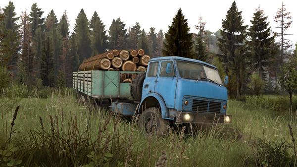 Скриншот №8 к Spintires® - Vehicle Pack 01 DLC