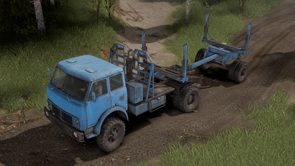 Скриншот №6 к Spintires® - Vehicle Pack 01 DLC