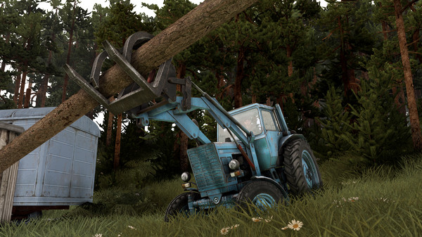 Скриншот №3 к Spintires® - Vehicle Pack 01 DLC