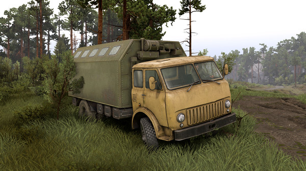 Скриншот №5 к Spintires® - Vehicle Pack 01 DLC