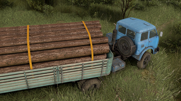 Скриншот №10 к Spintires® - Vehicle Pack 01 DLC