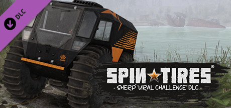 Spintires - SHERP Ural Challenge DLC
