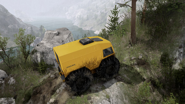 Скриншот №11 к Spintires® - SHERP® Ural Challenge DLC