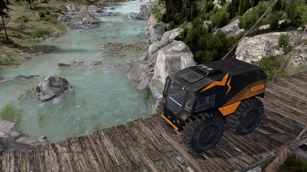 Скриншот №6 к Spintires® - SHERP® Ural Challenge DLC