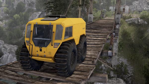 Скриншот №13 к Spintires® - SHERP® Ural Challenge DLC