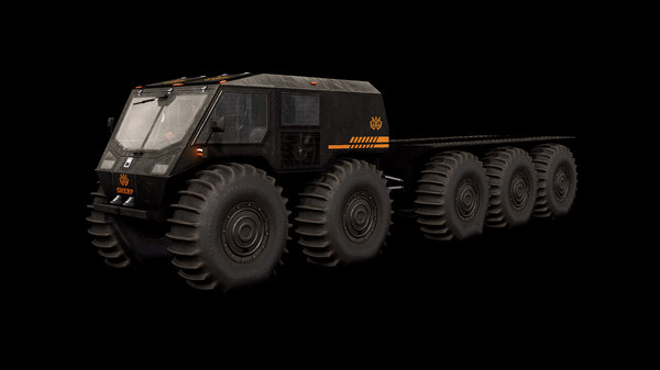 Скриншот №2 к Spintires® - SHERP® Ural Challenge DLC
