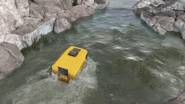 Скриншот №7 к Spintires® - SHERP® Ural Challenge DLC